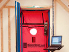 Blower Door Tests